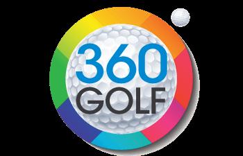 360 Golf – Logo Designing