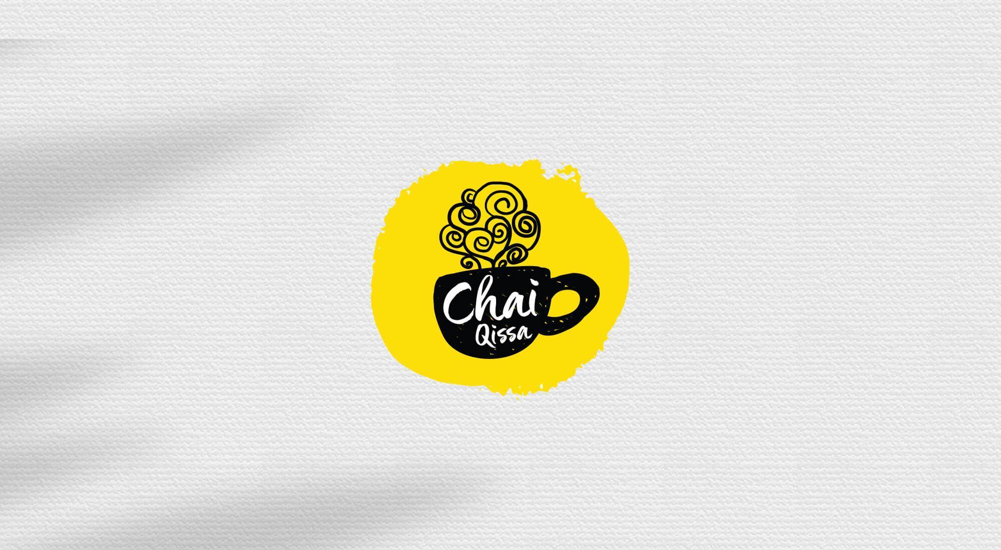Chai Qissa – Logo Designing