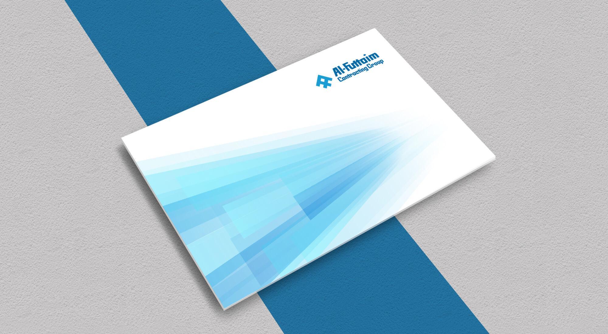 Al Futtaim Brochure Designing