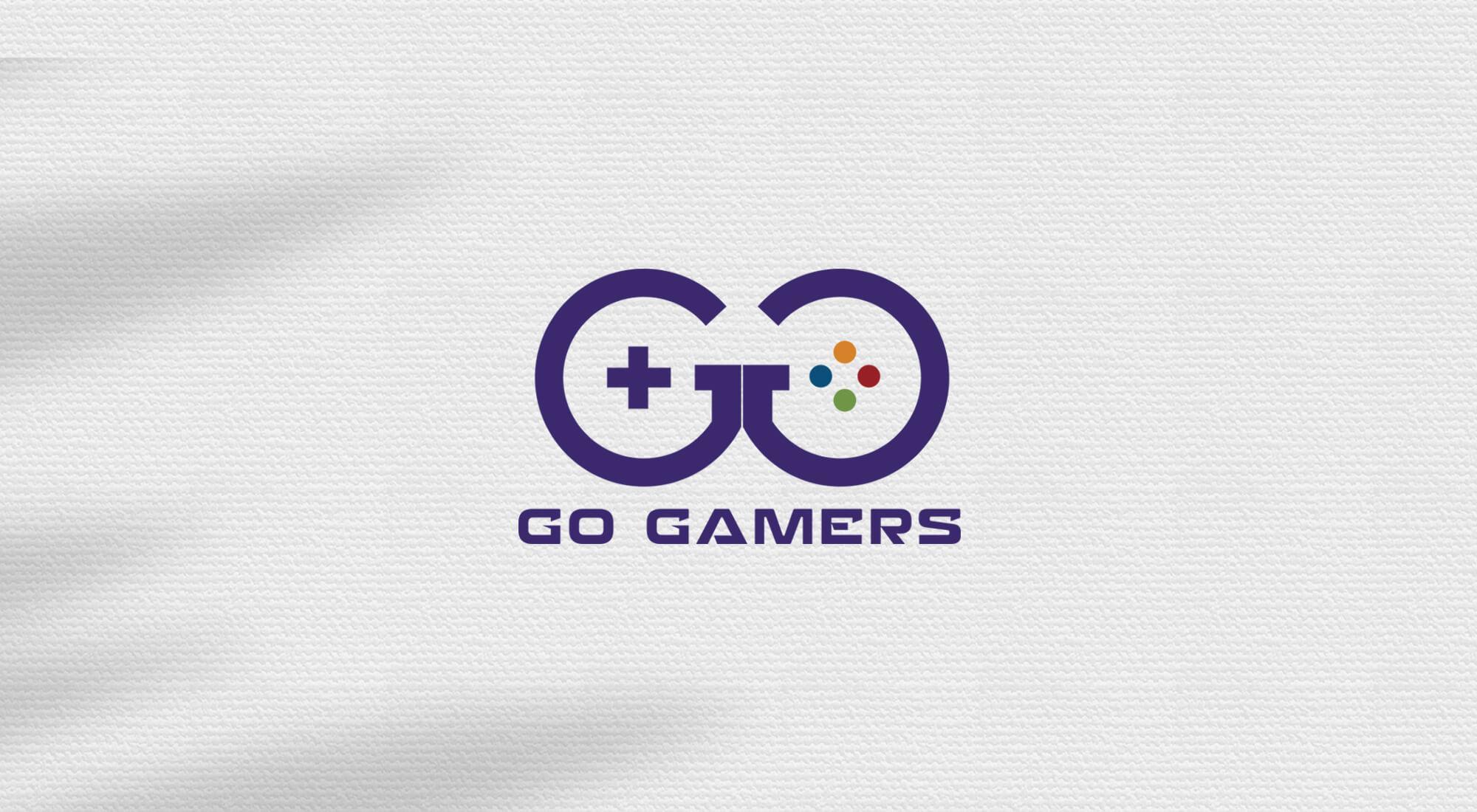 Go Gamers – Logo Design