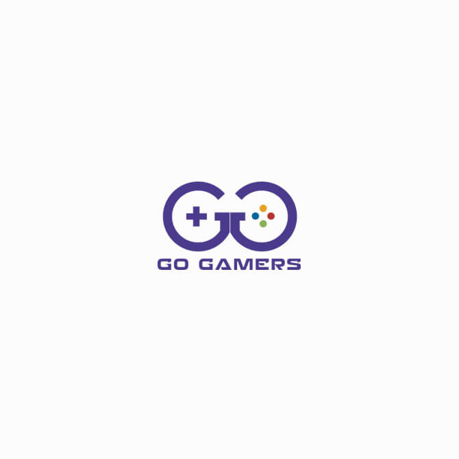 Go Gamers - Logo Design