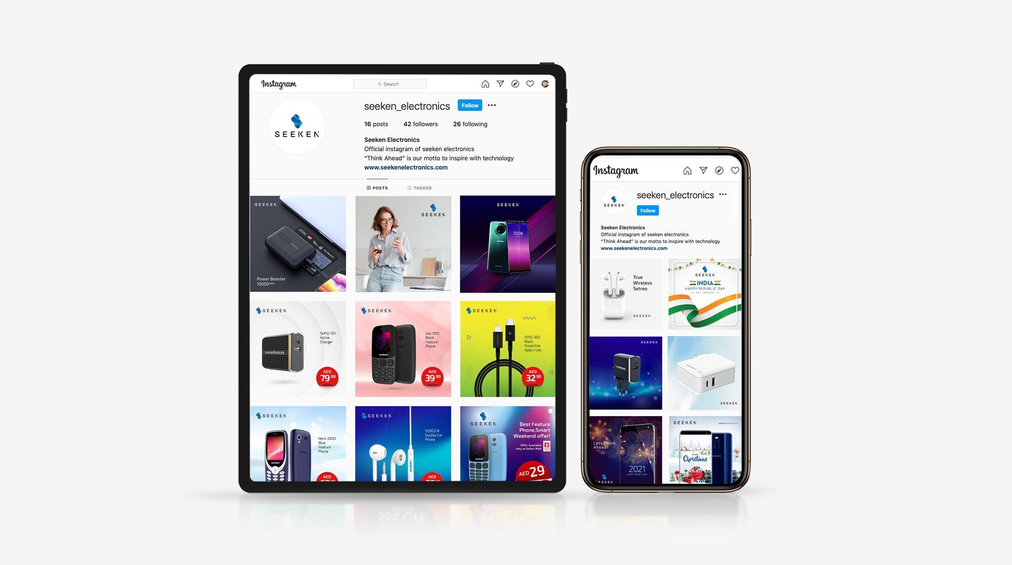 Seeken – Online Marketing