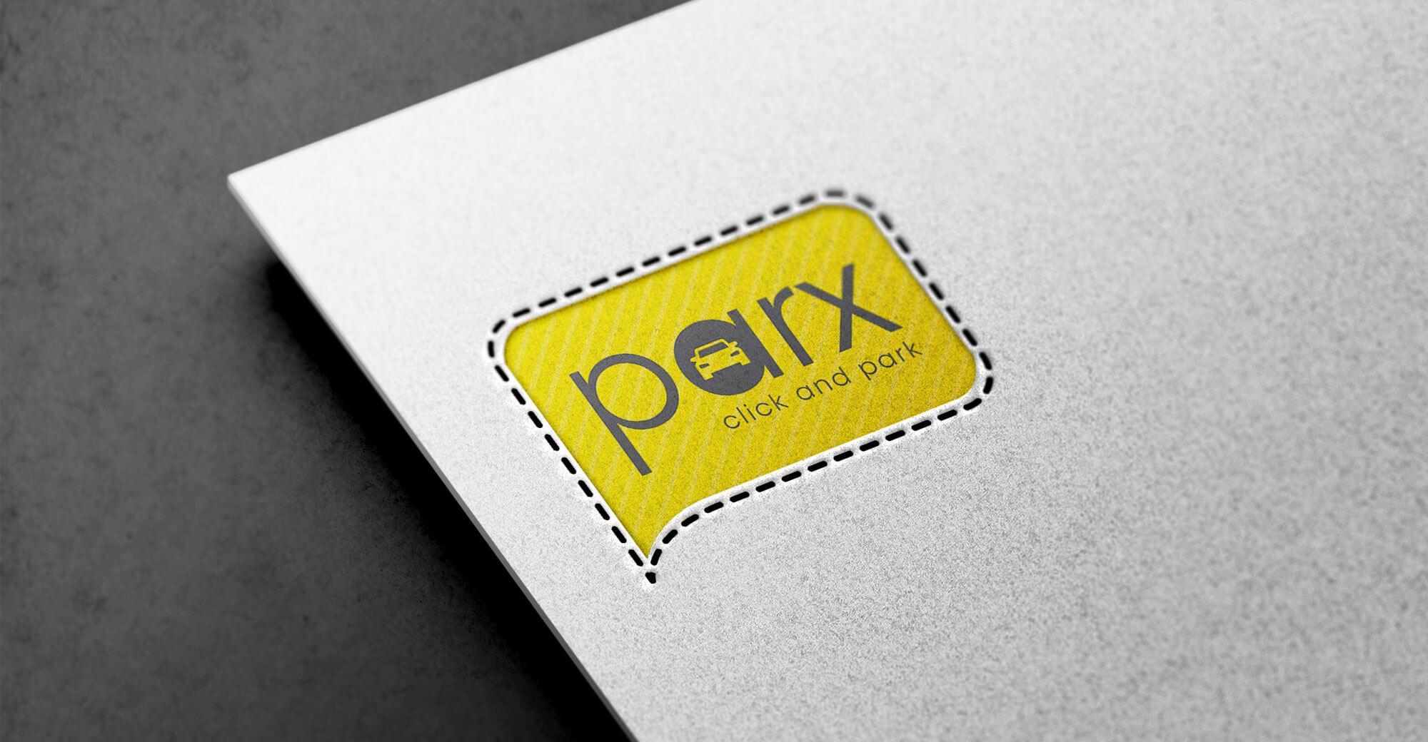 Parx – Logo Design